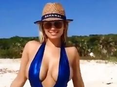 Beach, Beach, Bikini, Escort