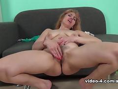 Karolina in Masturbation Movie - AtkHairy