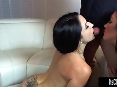 Big Tit Coed Cleo Cum Swapping 3Way