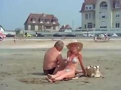 Italian Vintage, Blowjob, Classic, Couple, Outdoor, Public