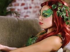 Cosplay Hera Venenosa.... Porn movie Fantastic