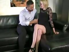 Blonde, Amateur, Blonde, Slut, Interview