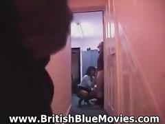 British MILF interracial Anal