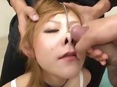 Bukkake, Asian, Bukkake