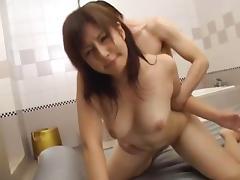 Japanese, Asian, Bath, Bathing, Bathroom, Big Tits