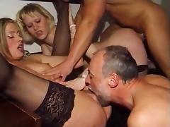 Assfucking, Anal, Assfucking, Austrian, Group, Kinky