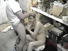 Korean, Asian, Bar, Blowjob, Basement, Jizz