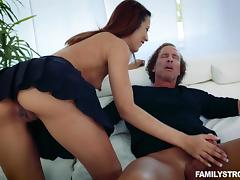 All, Babe, Blowjob, Brunette, Fucking, Uncle