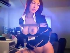 Boss, Asian, BDSM, Boss, Office, Big Nipples