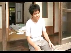 Japan Mom Getting Fucked  When Husband Is Out