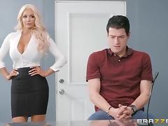Beauty, Beauty, Big Tits, Blowjob, Boobs, Couple