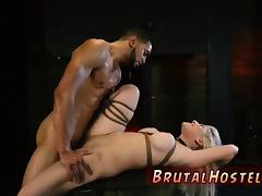 Banging, Banging, BDSM, Blonde, Brutal, Extreme
