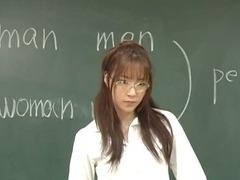 Manami Suzuki Sexy Asian teacher