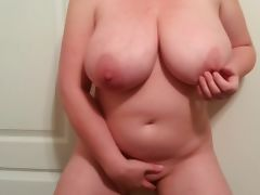 36G tits Lateshay bbw part1