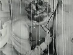 1930, Babe, Blowjob, Brunette, Classic, Vintage