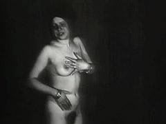 Beautiful Teen from Germany Striptease 1960