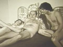 Historic Porn, Big Cock, Classic, Gangbang, Group, Hardcore