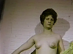 Historic Porn, Babe, Brunette, Classic, Softcore, Teen
