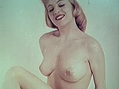 1950, Babe, Classic, Softcore, Vintage, 1950