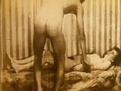 Historic Porn, Babe, Blowjob, Brunette, Classic, Fetish