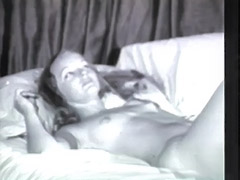 Historic Porn, Babe, Blowjob, Brunette, Classic, Hairy