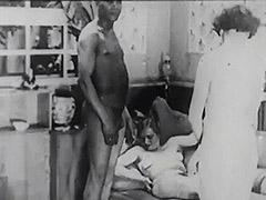 Historic Porn, Classic, Creampie, Cumshot, Ebony, Fetish