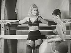 1950, Amateur, Classic, Hardcore, Lesbian, Toys