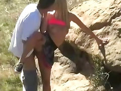 Horny Brunette Cheater Caught On Hidden Camera