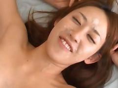 Japanese, Asian, Cumshot, Cute, Huge, Japanese