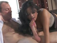 Asian Old and Young, Bitch, Blowjob, Doggystyle, Hooker, Horny