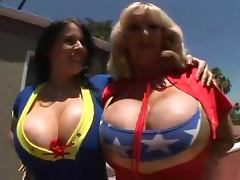 Melons, Big Tits, Boobs, Hooters, Melons, Tits