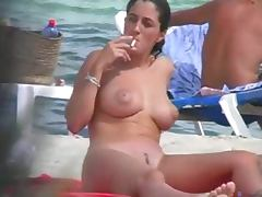 Voyeurism and Exhibitionism at a Nude Beach