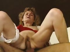 All, Cougar, Full Movie, Granny, Stockings, Mother