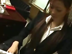 Japanese Office Blowjob Uncensored