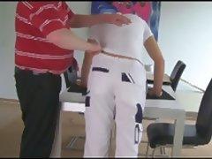 spanking lads