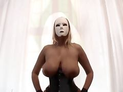 Melons, BDSM, Big Tits, Bizarre, Boobs, Corset