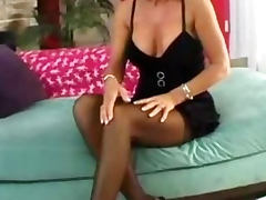 Mother, Anal, Big Tits, Boobs, Brunette, Cougar