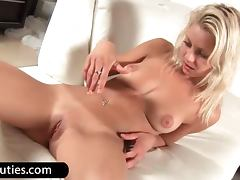 Adorable, Adorable, Babe, Blonde, Toys, Shaved Pussy