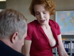 Boobs, Austrian, Boobs, European, Redhead, Sex