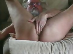 Multiple loads in daddy's ass