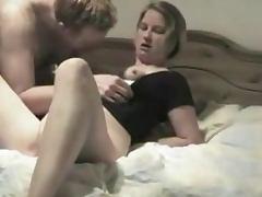 Fucking mommy's big vagina