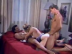 Taija Rae in classic 80's MFM scene