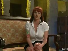 Kinky Kylie Ireland gets her ass stuffed by Isis Love