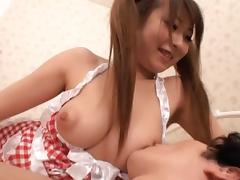 Japanese, Amateur, Asian, Big Tits, Couple, Cum