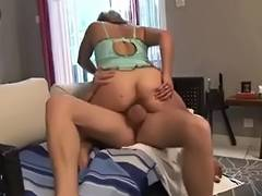 Mama seduces son's ally video