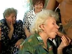 Granny, Granny, Hairy