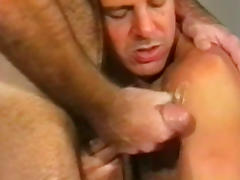 Classic gay sex with tow nice dudes