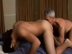 Derek Anthony old BARE top DAD fuck hairy ARAB young ass