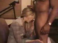 Black Stud fucks white Wife