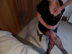 Wife's Big Tits - Wanking Material 4